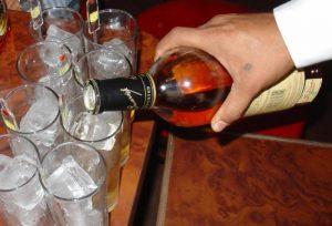עבירות אלכוהול